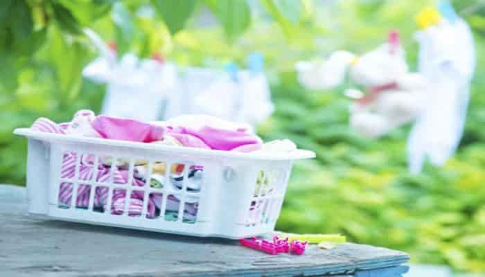 consejos para saber como lavar la ropa de bebe