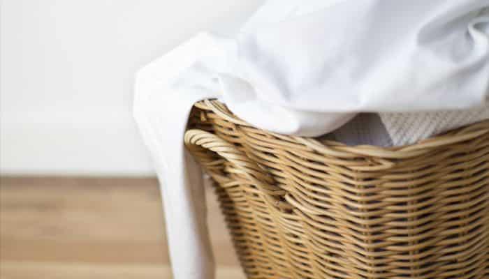 como lavar y cuidar la ropa blanca