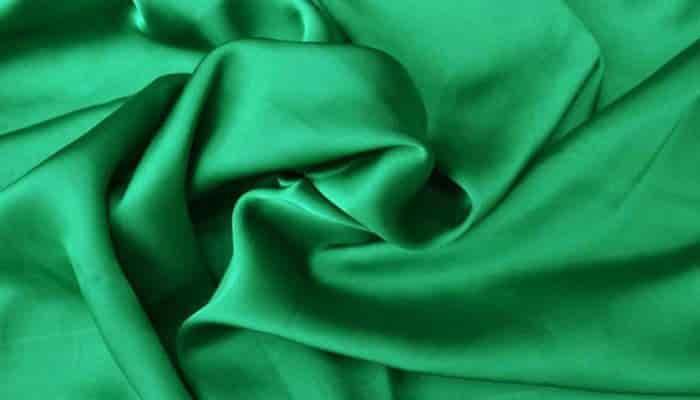 características y peculiaridades de la tela de seda