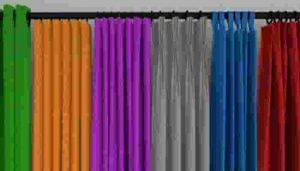 tipos de telas para cortinas