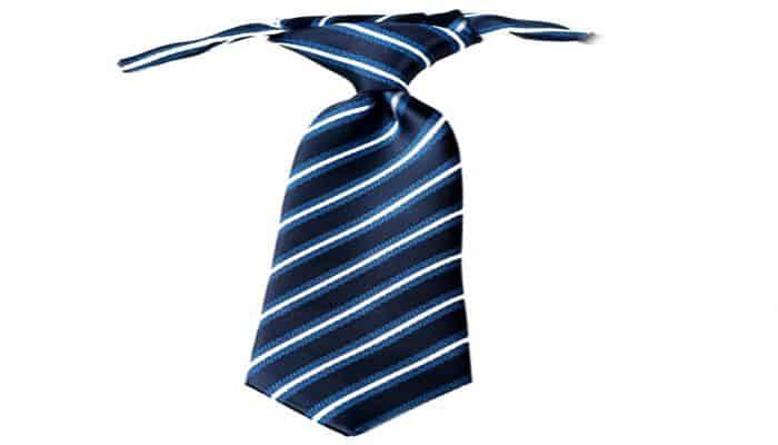 clases de corbatas y sus usos