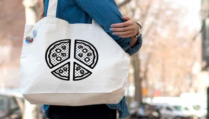 como personalizar bolsas de tela