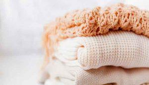 como limpiar las prendas de lana