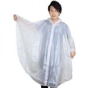 chuvasquero de algodón sintético