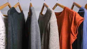 cómo lavar ropa nueva y de segunda mano