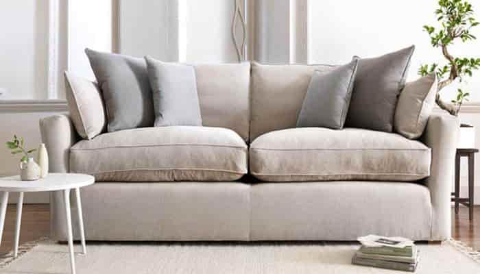 tipos de telas para tapizar sofás