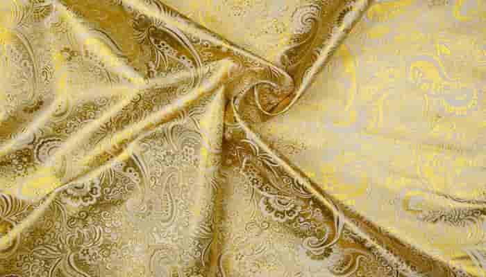 tipos de tela de seda y sus nombres