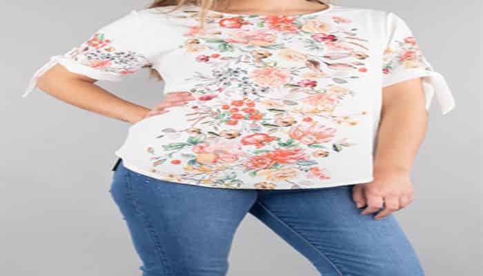 tipos de telas para blusas de mujer