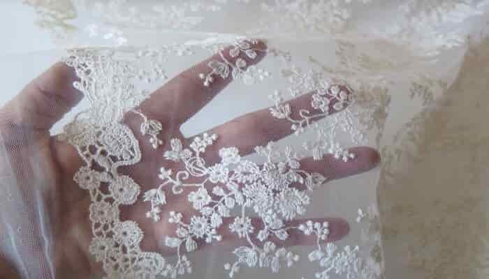 tipos de tul para bodas