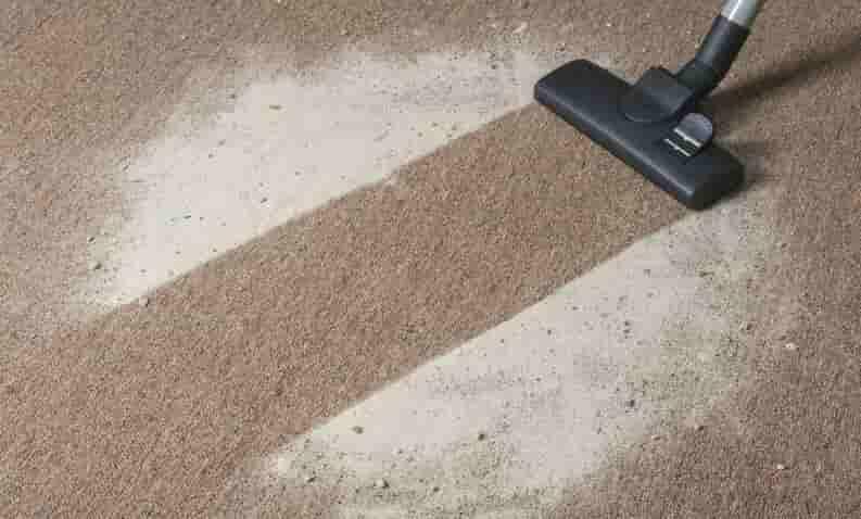 como desinfectar alfombras