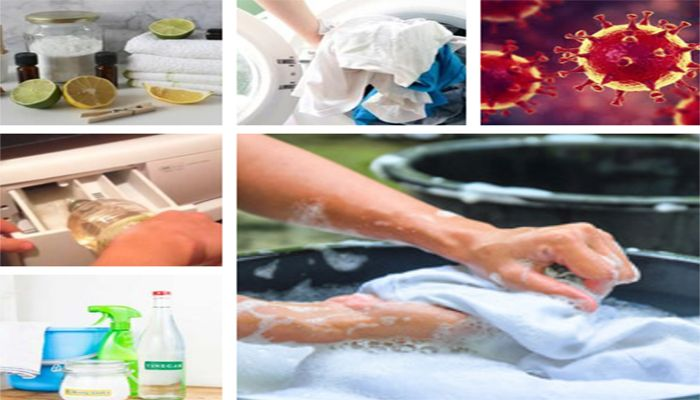 desinfectar el covid 19 de la ropa