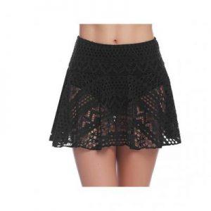 falda corta para mujeres bajitas