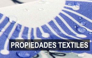 propiedades del textil